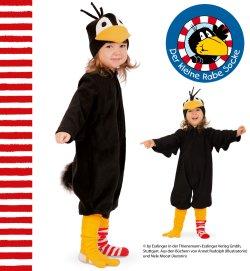 Der kleine Rabe Socke - Kinderkostüm 2-tlg.