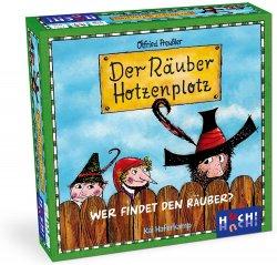 Hutter Trade GmbH & Co KG Gesellschaftsspiel Der Räuber Hotzenplotz – Wer findet den Räuber, für Groß und Klein 2-4 Spieler