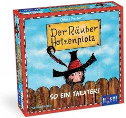 Hutter Trade GmbH & Co KG Gesellschaftsspiel Der Räuber Hotzenplotz – So EIN Theater