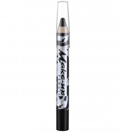 Widmann S.r.l. Schminkstift schwarz Gothic Grunge Makeup Stift black Horror Halloween