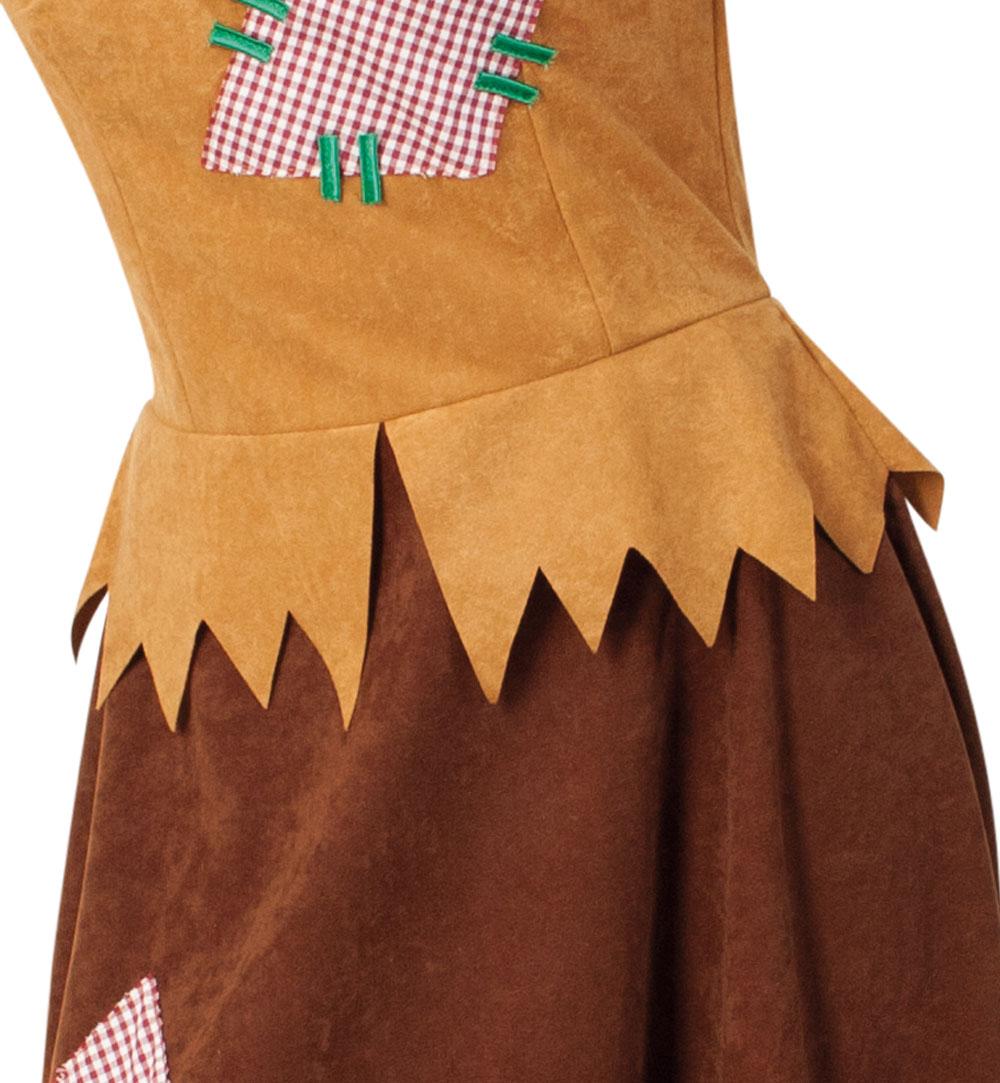 Damenkostum Waldhexe Karneval Fasching Halloween Hexenkostum Fur