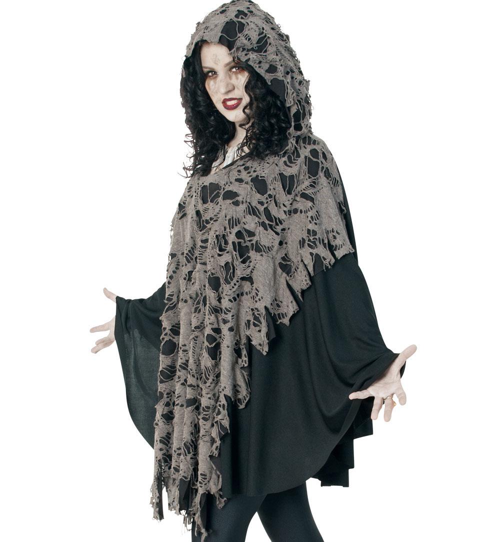 Kostum Cape Zombie Halloween Fetzenumhang Uberwurf Halloween