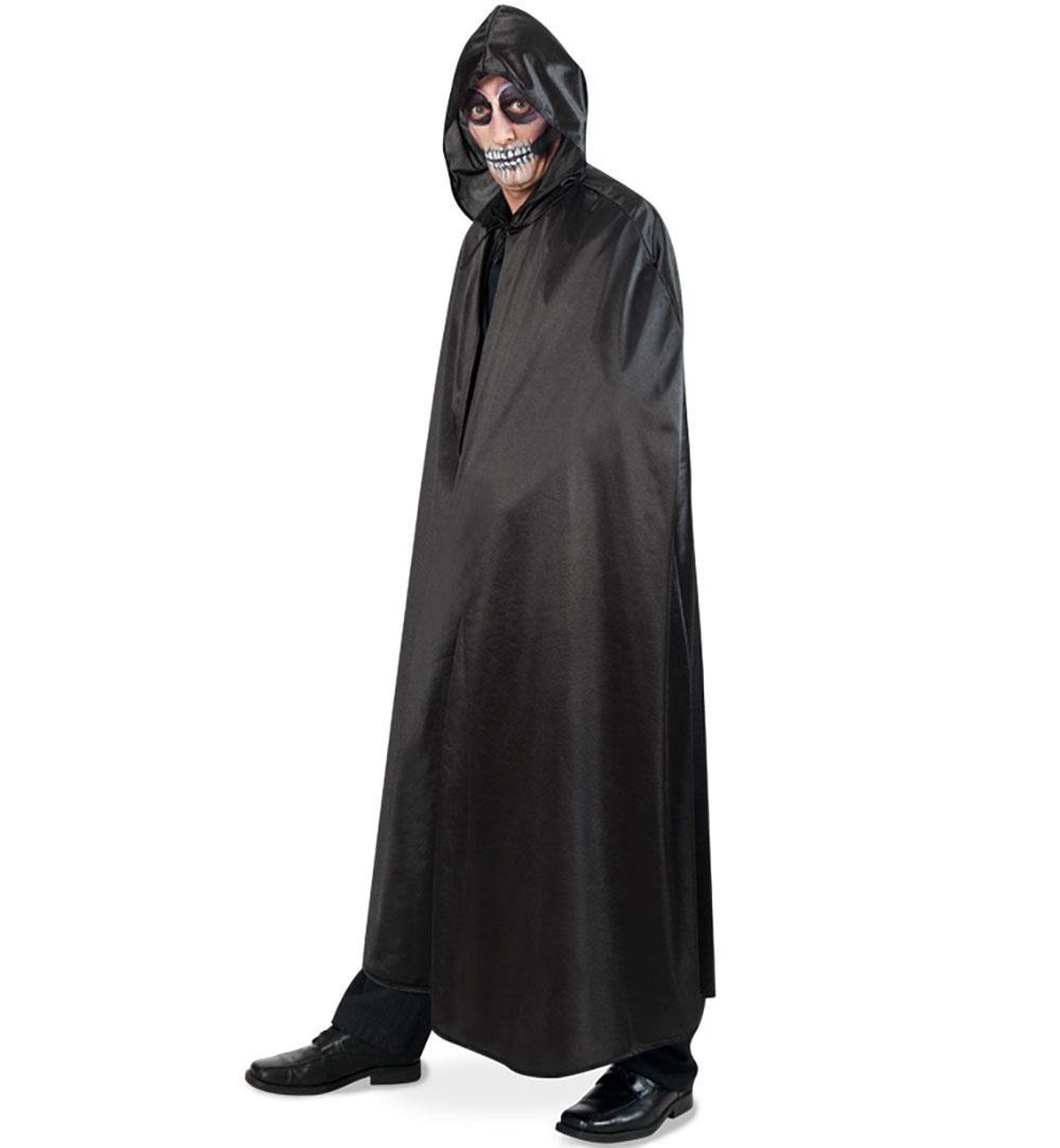 Kostum Umhang Mit Kapuze Halloween Cape Vampir Henker Mittelalter