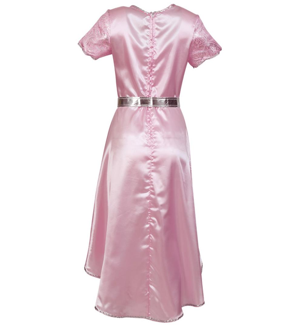 Damenkostüm Prinzessin, Königstocher, Kleid mit Gürtel ...