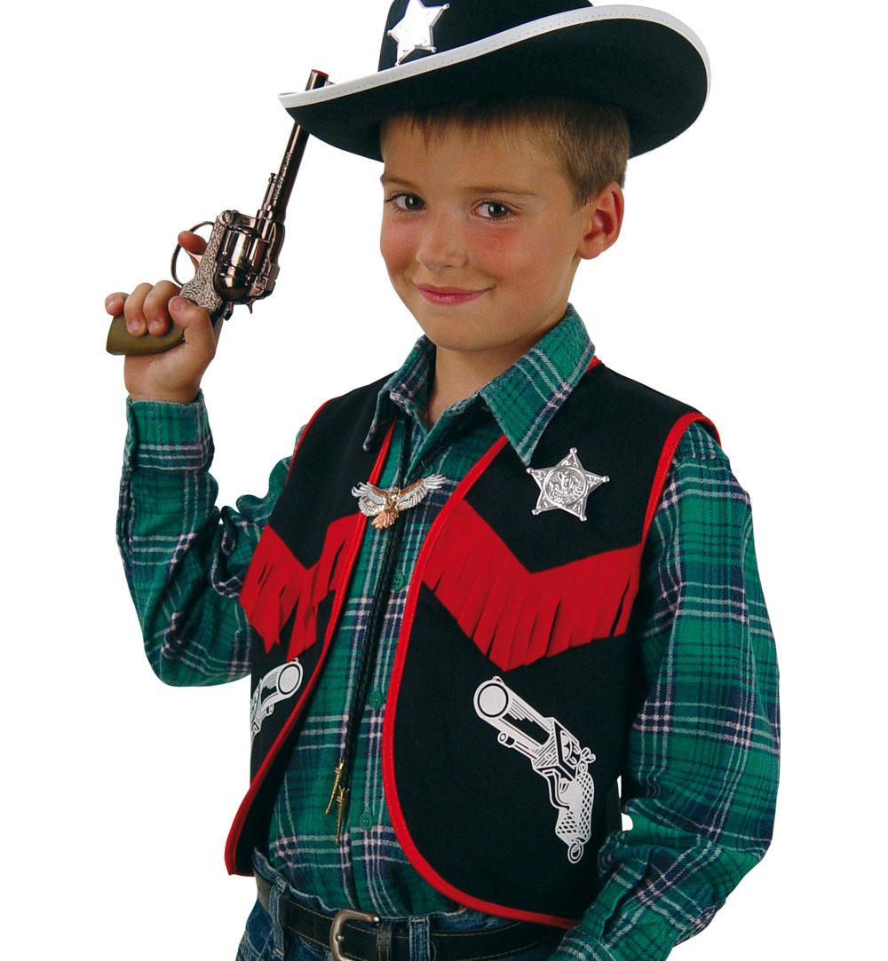 Spielweste Fur Kinder Cowboy Fasching Karneval Mottoparty