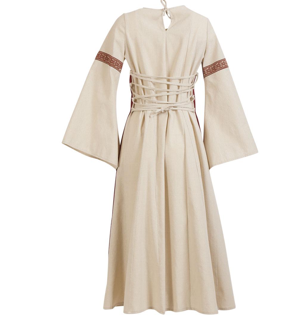 """kleid """"mittelalter"""" tunika mit weiten Ärmeln"""