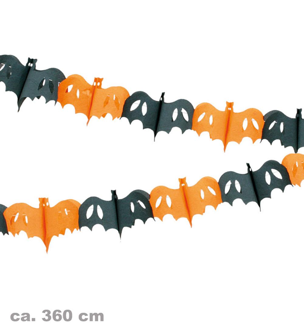 Halloween girlande verschiedene motive zur auswahl deko - Halloween girlande ...