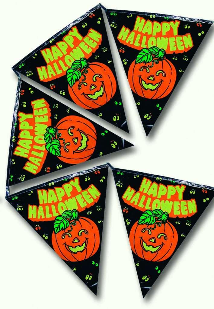 Girlande halloween l nge ca 4m - Halloween girlande ...