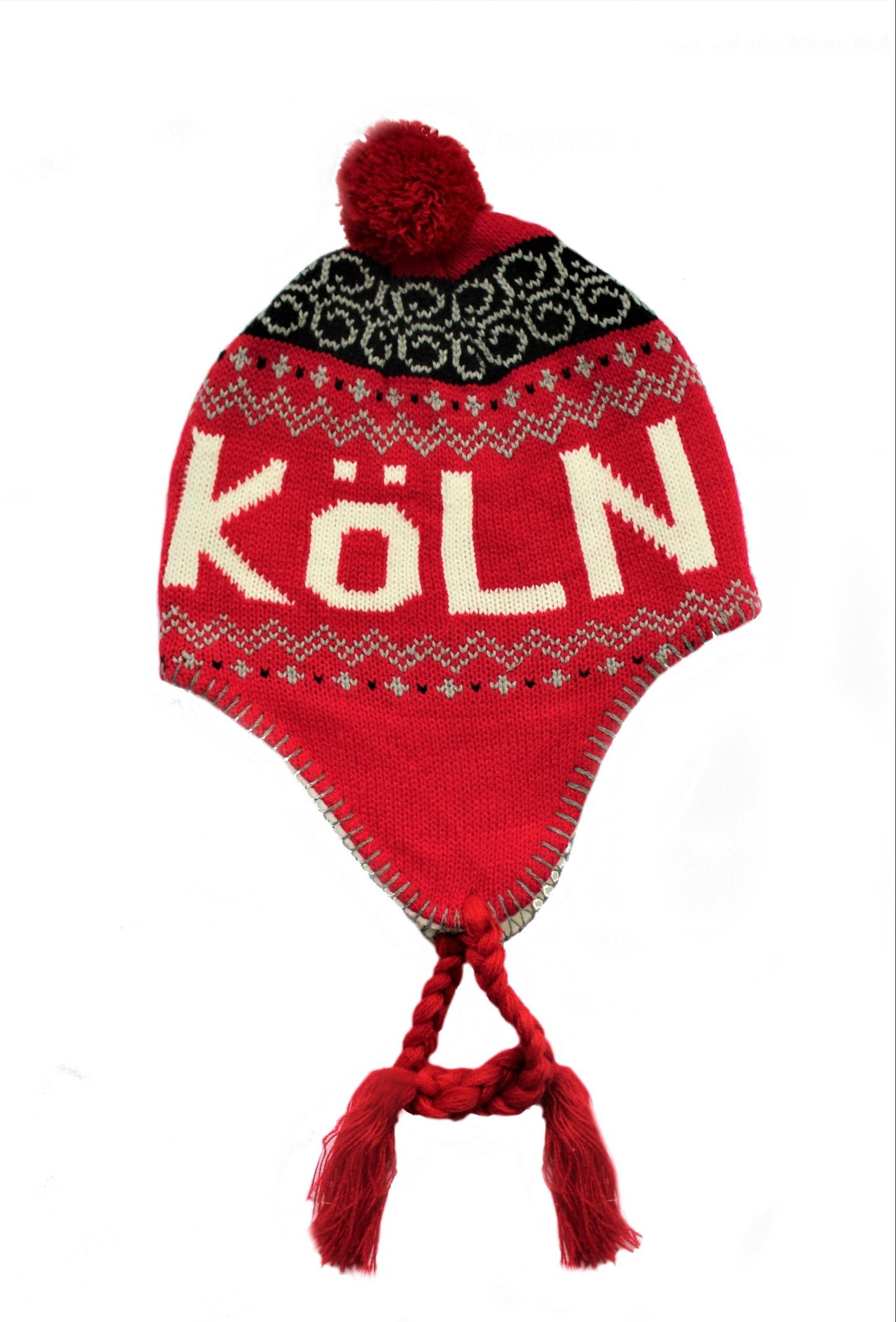 neueste neueste Art von 2019 am besten Köln Strickmütze lang, sortiert, Mottoparty, Köln, Inkamütze ...