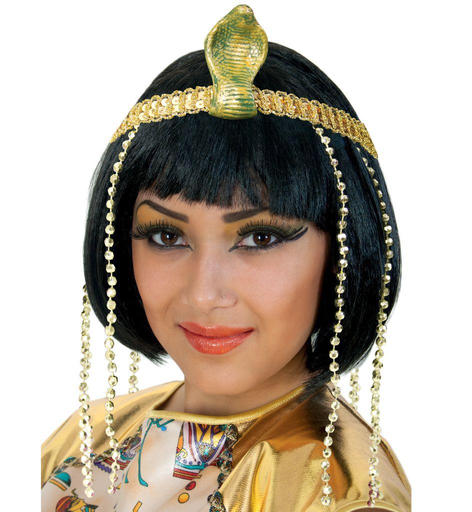 Stirnband Cleopatra Karneval Accessoire Karnevalsteufel De