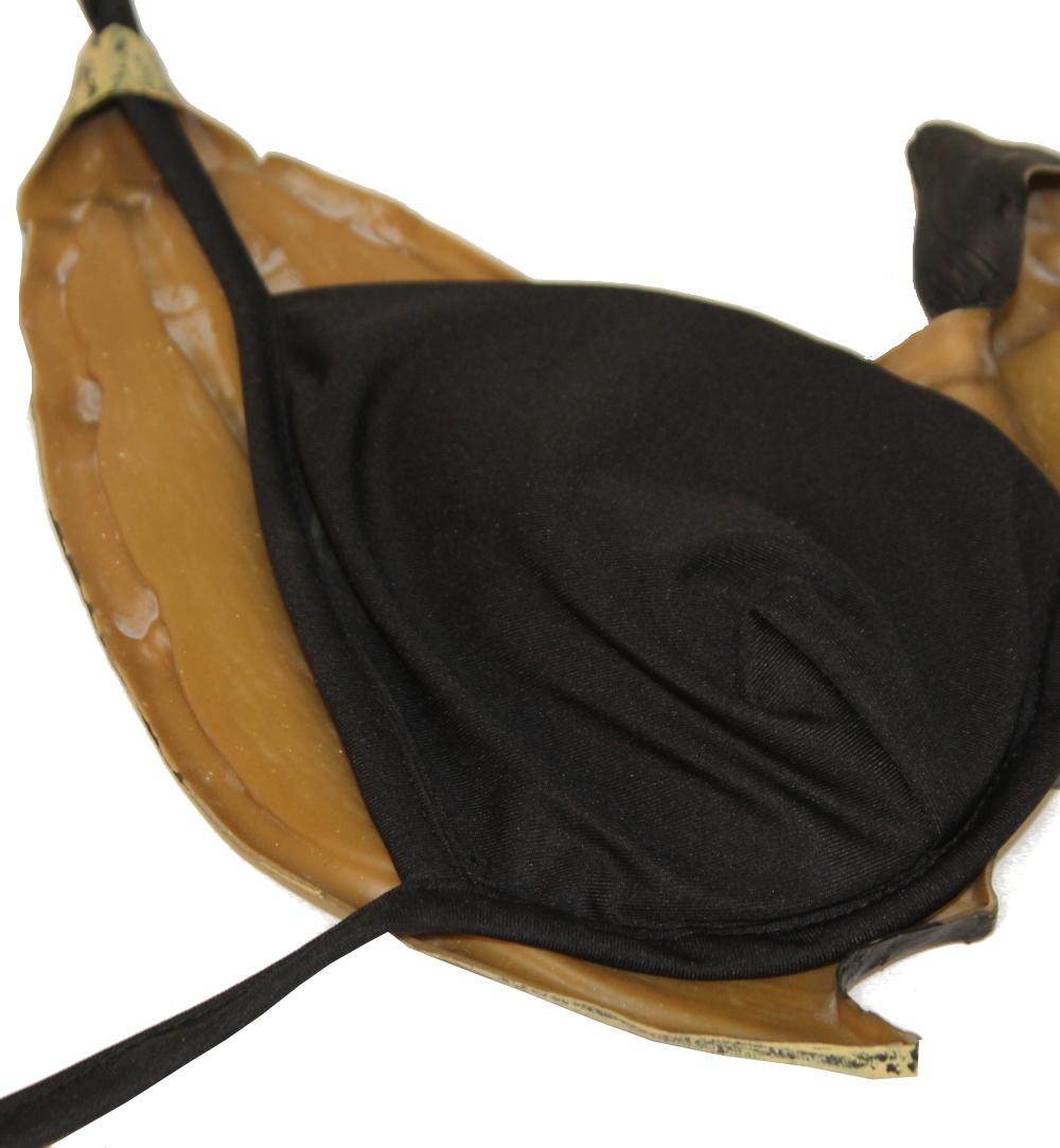 fledermaus bh in schwarz f r erwachsene zum binden b stenhalter mit kleiner fledermaus bustier. Black Bedroom Furniture Sets. Home Design Ideas