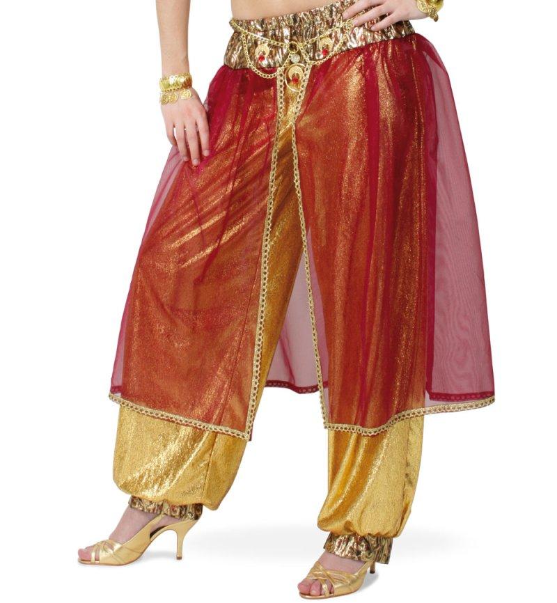Damenkostum Rani Orientalische Bauchtanzerin Fasching Karneval
