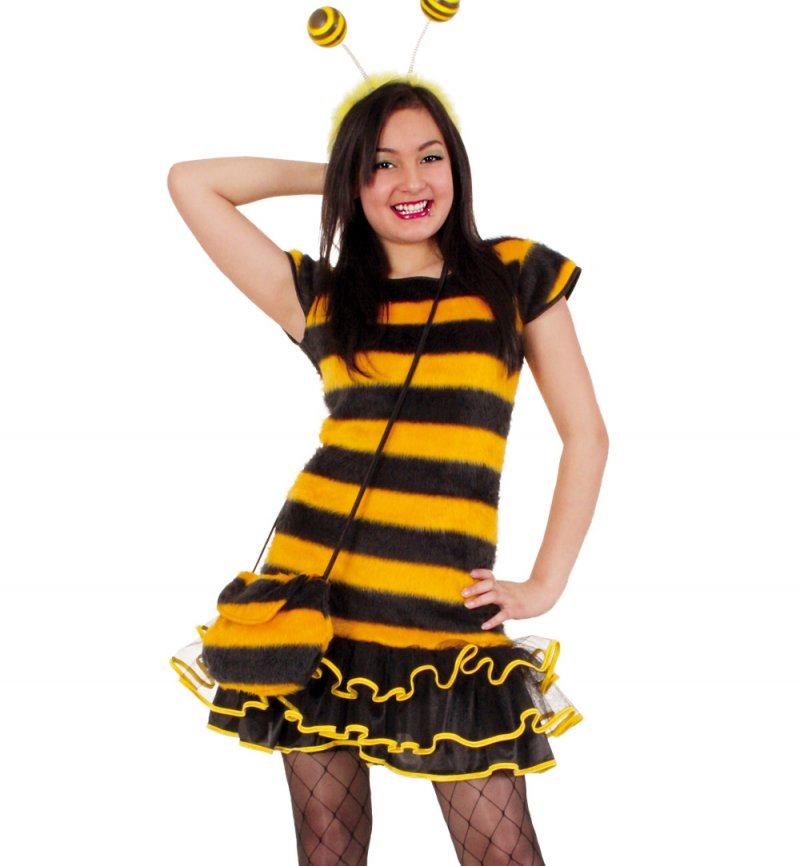 Sweety Bee, Karneval, Fasching, Mottoparty