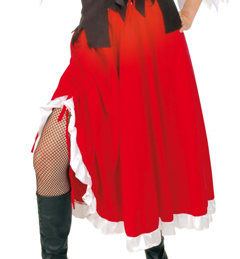 "Damenkleid ""Piratenlady"" Karneval, Fasching, Mottoparty"
