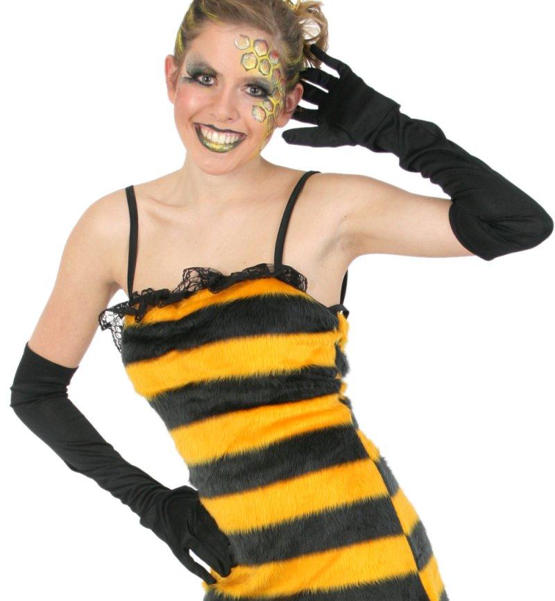 Biene schminken kinder