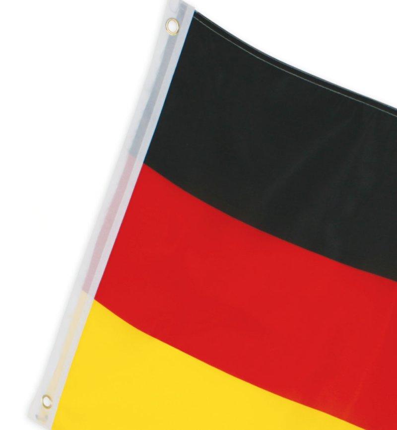 Deutschland Flagge Ca 90 X 150 Cm Deutschland Fussball Wm