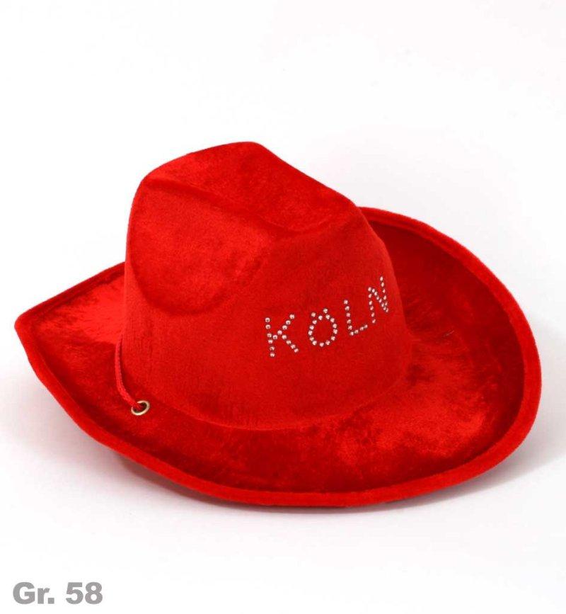 Cowboyhut K Ln Gr 58 Cm Karneval Mottoparty K Ln