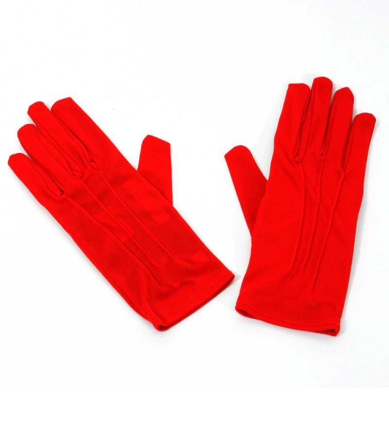 handschuhe rot handschuhe f r erwachsene universalgr e einheitsgr e. Black Bedroom Furniture Sets. Home Design Ideas