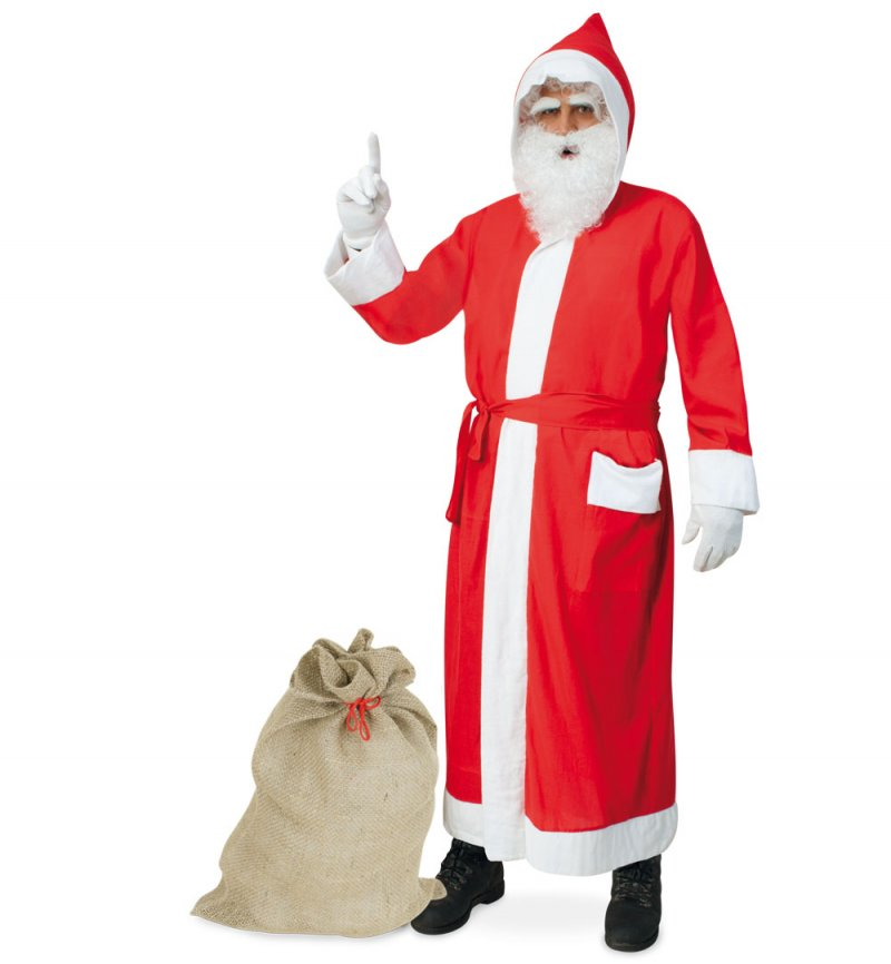 nikolaussack aus jute weihnachten geschenke