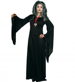 Kleid Mortina, 2. Wahl, Halloween, Karneval, Mottoparty
