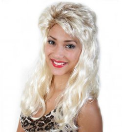 80er Girl, Fasching, Halloween, Mottoparty, Karneval