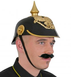 Pickelhaube, Karneval, Mottoparty, Fasching