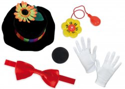 Clown, be a Clown, Karneval, Fastnacht, bunt, Kindergeburtstag